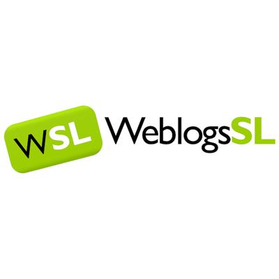 Pequeño estudio de WeblogsSL