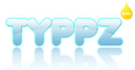 Typpz logo muestra