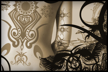 tatuajes de mariposas,