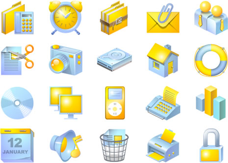 Galeria de iconos gratis