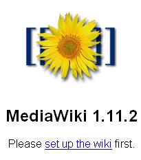 Instalando mediawiki