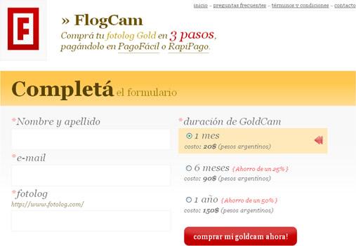 Fotolog-gold