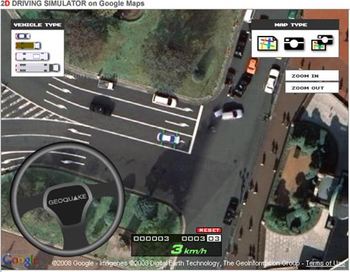 simulador de autos