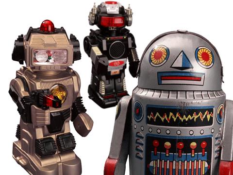 ataque robots