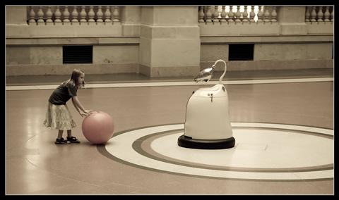 robot basquet