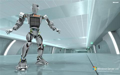 robot pose