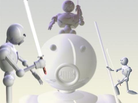 robots stars wars
