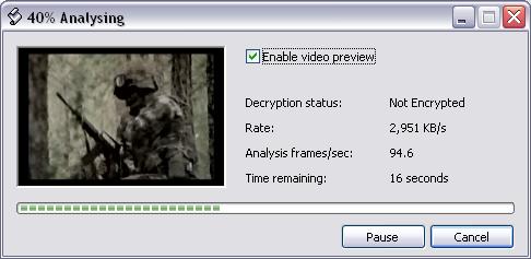analizando dvd