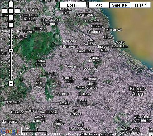 mapas argentina