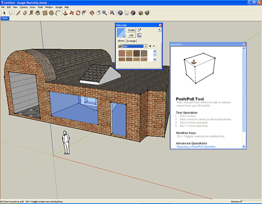 Dise o de casas en 3d kabytes for Software para disenar casas