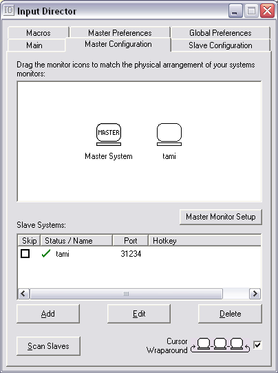 configuracion kvm