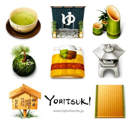 iconos japon