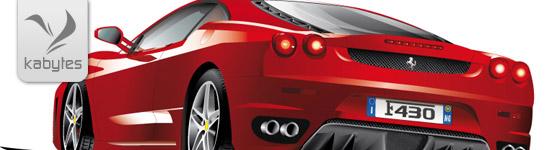 Autos vectorizados