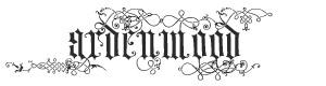 Fuentes estilo gótico