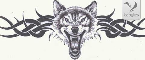 tribales animales