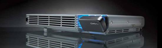 Nuevo proyector CASIO widescreen