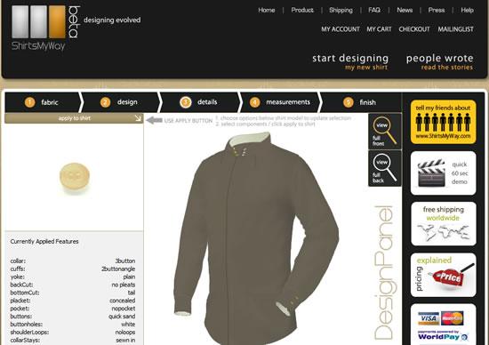 Personaliza tus camisas online kabytes for Programa para disenar interiores online
