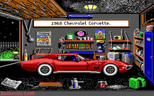 Garage Street Rod 2