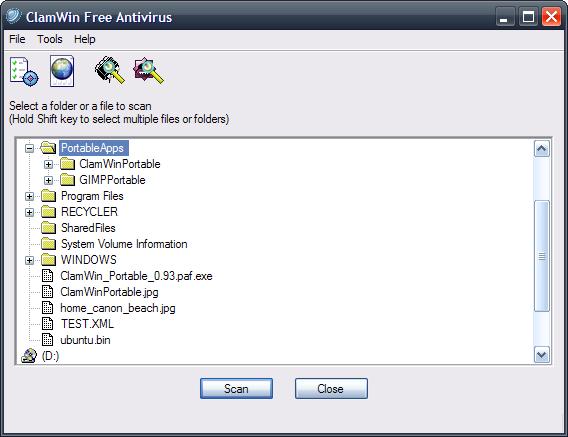 antivirus portable gratuito