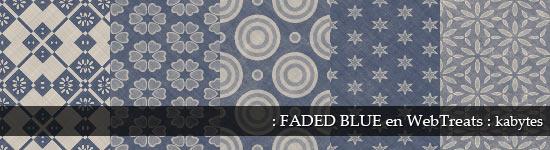 Texturas azules gratis para descargar