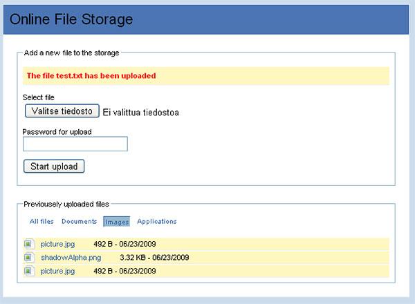 upload php