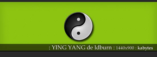 Wallpapers yin yang