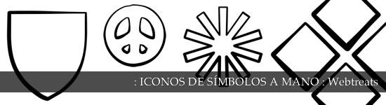 Iconos a mano