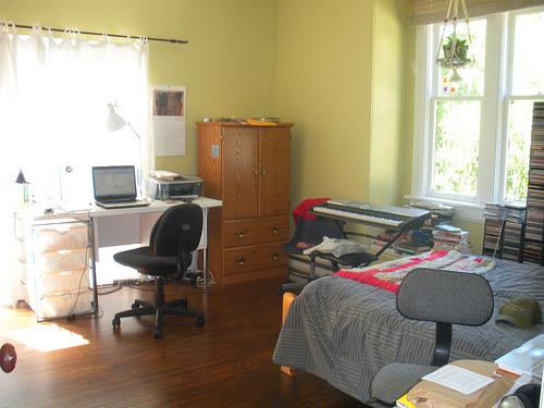 Dormitorio Oficina ~ Oficina en el dormitorio Kabytes