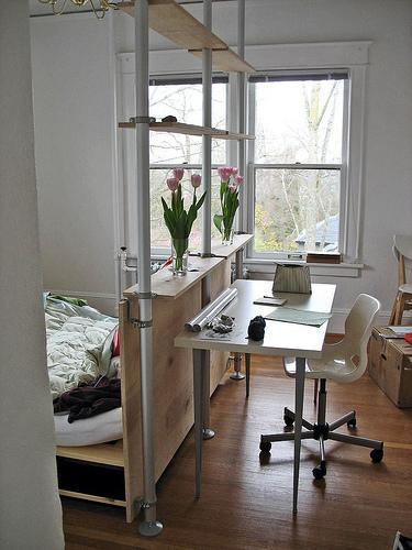 Dormitorio Oficina ~ Cuando el dormitorio es la oficina Kabytes