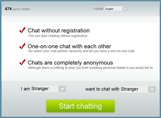 Only chat