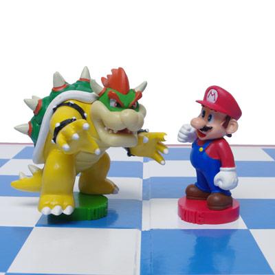 Ajedrez de Mario Bros