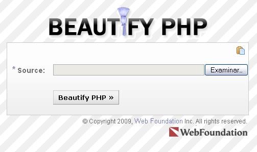 order codigo php