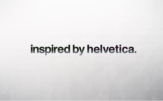 Wallpapers Helvetica