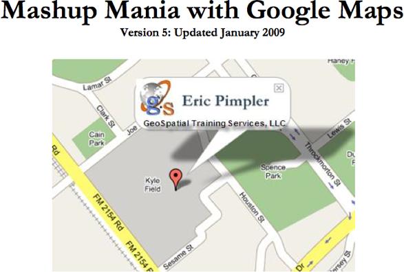 Libro Google api maps