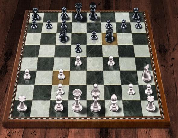 ajedrez 3d gratis