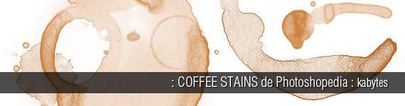 Manchas de café