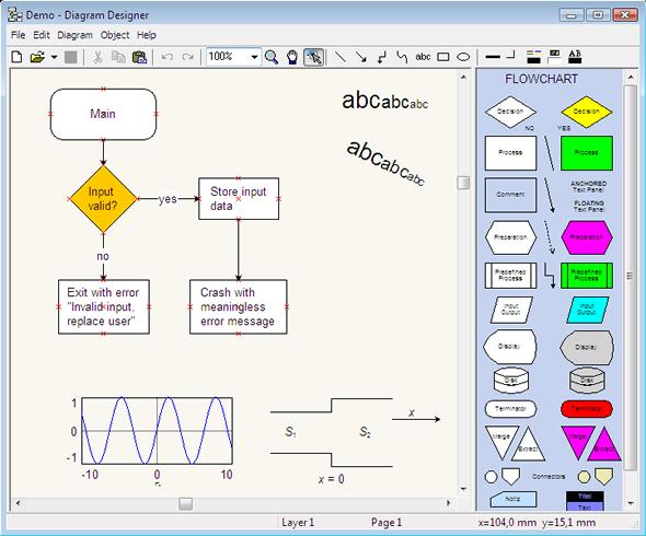 Este excelente programa para realizar diagramas esta disponible para ...
