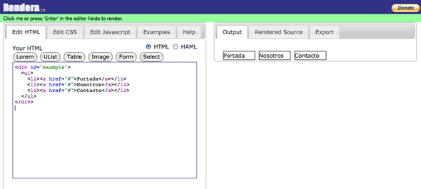 editor html5