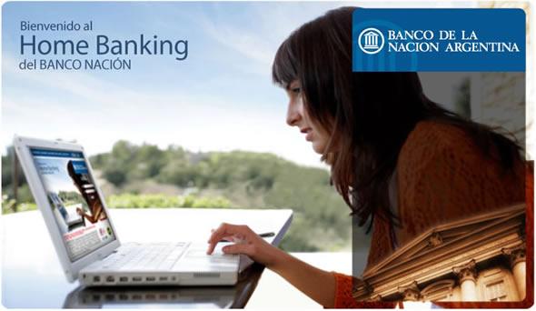 Home Banking Nación