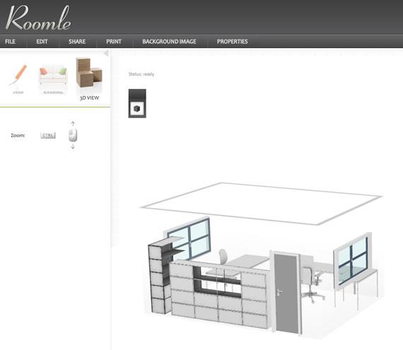 Dise ar habitaciones en 3d kabytes for Aplicacion para disenar muebles