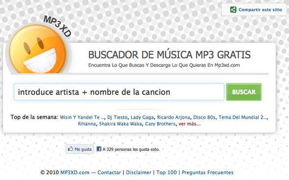 buscador musica formato mp3
