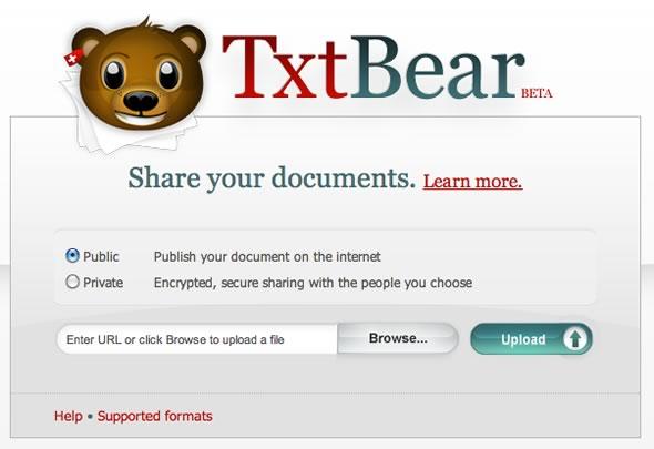 compartir documentos online