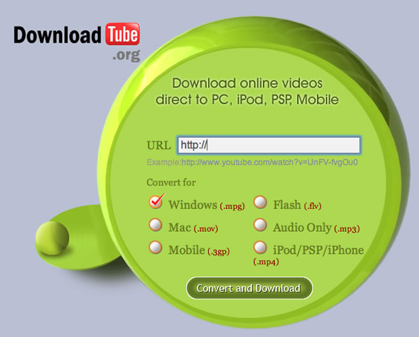 descargar youtube mpg