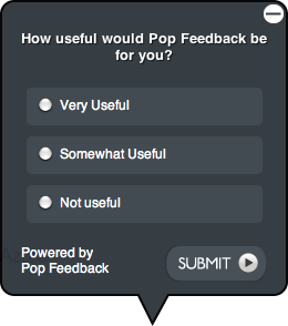 encuestas visitantes popup