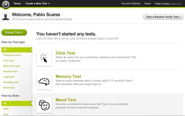 test usabilidad