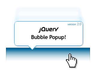 bubble popup jquery