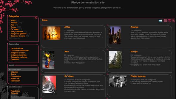 galeria imagenes php gratis