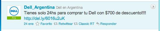 oferta Dell Argentina