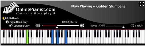 Piano virtual y online gratis kabytes for Strumento online gratuito piano piano