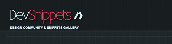 snippets programacion web